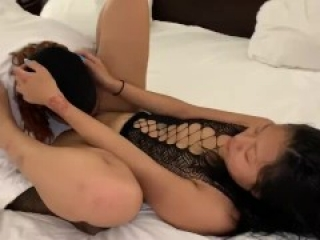 Asian Vs Big Black Dick (Cash&Layla)