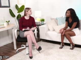Girlsway Hot Counselor Bunny Colby Consults My Wet Pussy